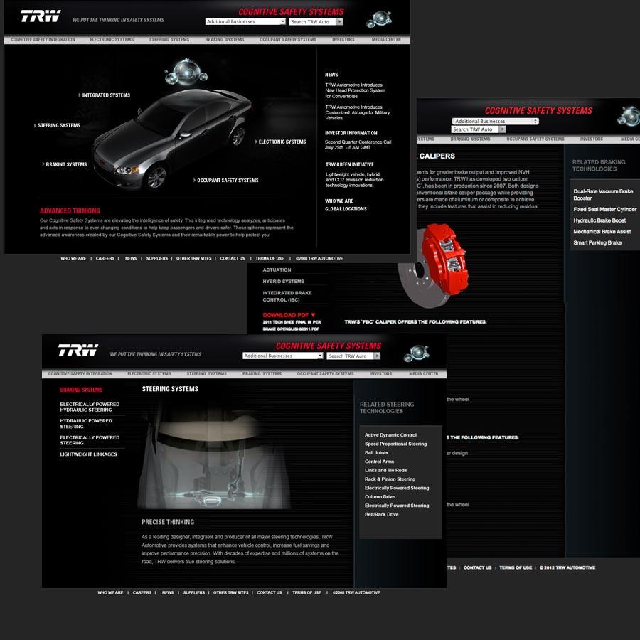 TRW Website